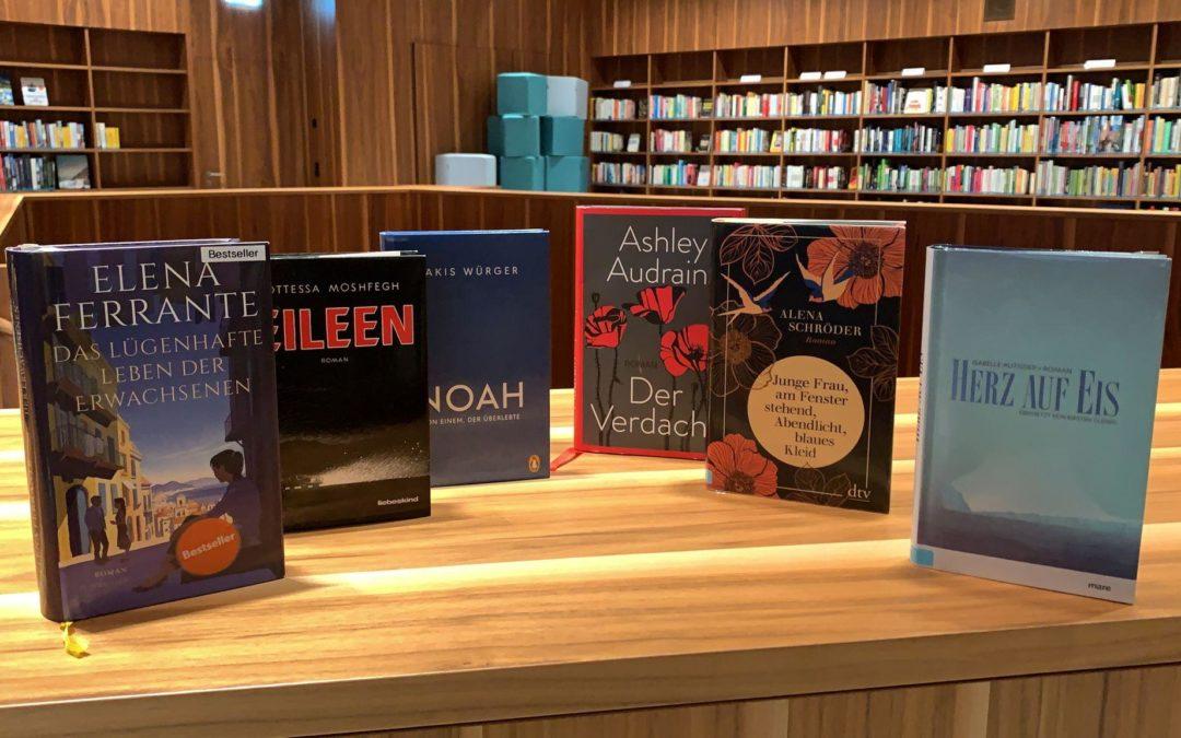 Deutscher Buchclub August2021